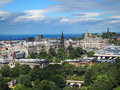 Edinburgh, Scotland Royalty Free Stock Photos