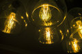 Edison Light Bulbs Royalty Free Stock Photo