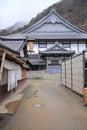 Edo wonderland japan nikko march nikko edomura is a history theme park recreating japanese town life during the period Stock Images