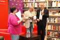 Eduardo mendoza warsaw poland may famous spanish writer during a meeting with his fans at the merlin bookstore on may in warsaw Stock Photos
