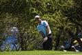 Eduardo Molinari on the 7th Green - NGC2010 Stock Photo