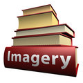 Education books - imagery Stock Photo
