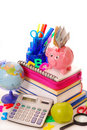 Education costs Royalty Free Stock Photo