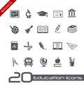 Vzdělání ikony / / základy