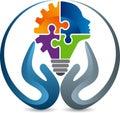 Education learning logo