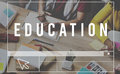 Education School Studies Learning Concept Royalty Free Stock Photo