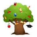 Education tree vector Stock Photo