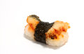 Eel sushi Royalty Free Stock Images