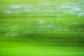 Effect of movement abstract green background with blurred lines Stock Image