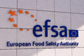 EFSA - European Food Safety Authority Royalty Free Stock Photo