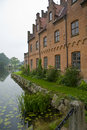 Egeskov Castle Royalty Free Stock Photography