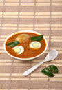 Egg curry Stock Photo