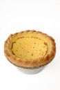 Egg custard tart Royalty Free Stock Photo