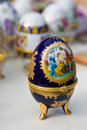 The egg faberge Stock Photo