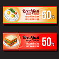 Egg and sandwich discount voucher