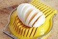 Egg Slicer Royalty Free Stock Photo