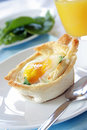 Egg Toast Royalty Free Stock Images