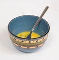 Egg yolks Royalty Free Stock Photo