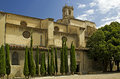 Eglise saint joseph montelimar a wellknown church in the center of provence south france Royalty Free Stock Photos