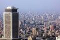 Egypt cairo skyline Royalty Free Stock Photo
