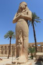 Egypt Karnak Temple Royalty Free Stock Photos