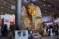 Egypt Tourism Royalty Free Stock Photo