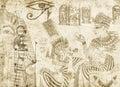 Egyptian Background