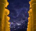 Egyptian background Stock Images
