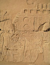 Egyptian hieroglyphs engraved on stone images and Royalty Free Stock Photo