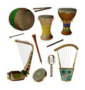 Egyptian Music Instruments