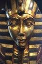Egyptian pharaoh face Royalty Free Stock Photo