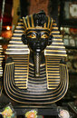Egyptian pharaon Tutankhamen souvenir Royalty Free Stock Images