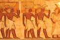 Egyptian porters Royalty Free Stock Photos