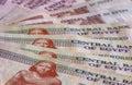 Egyptian pounds Royalty Free Stock Photo