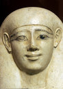 Egyptian Sculpture Stock Image