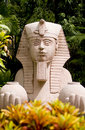Egyptian Sphinx Stock Images