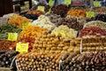 Egyptian Spice Market Istanbul Royalty Free Stock Photos