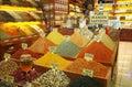 Egyptian spice market. Istanbul Stock Photos