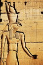 Egyptian texture Stock Photography
