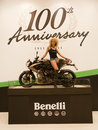 EICMA 2010 - Benelli Stand Stock Photography