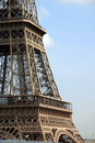 Eiffel Tower Close Up Royalty Free Stock Photos