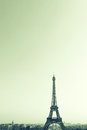 The eiffel tower nickname la dame de fer iron lady has become most prominent symbol of both paris and france Stock Photo