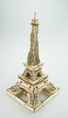 The Eiffel Tower paper toy