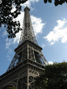 The Eiffel Tower Paris Stock Photos