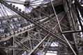 Eiffel tower Paris Stock Photography
