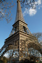 Eiffel tower - Paris Stock Image