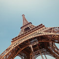 Eiffel Tower, Paris - France Royalty Free Stock Images