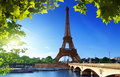 Eiffel tower paris france in Stock Photography