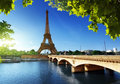 Eiffel tower paris in france Stock Photos