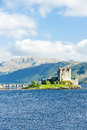 Eilean donan castle Photos stock